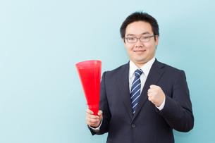 日本人ビジネスマンの写真素材 [FYI04651353]