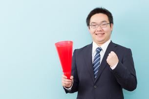 日本人ビジネスマンの写真素材 [FYI04651354]