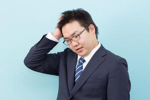 日本人ビジネスマンの写真素材 [FYI04651357]