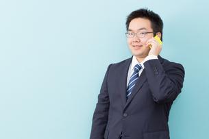 日本人ビジネスマンの写真素材 [FYI04651361]