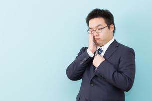 日本人ビジネスマンの写真素材 [FYI04651367]