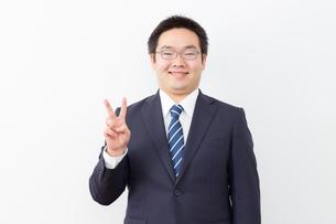 日本人ビジネスマンの写真素材 [FYI04651387]