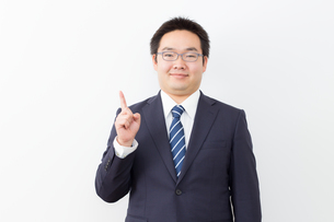 日本人ビジネスマンの写真素材 [FYI04651389]