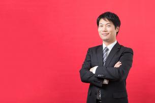 日本人ビジネスマンの写真素材 [FYI04651507]