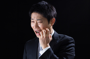 日本人ビジネスマンの写真素材 [FYI04651676]