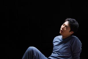 日本人男性の写真素材 [FYI04651707]