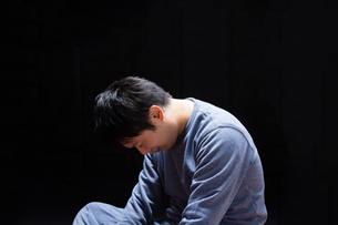 日本人男性の写真素材 [FYI04651724]