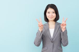 日本人ビジネスウーマンの写真素材 [FYI04651795]