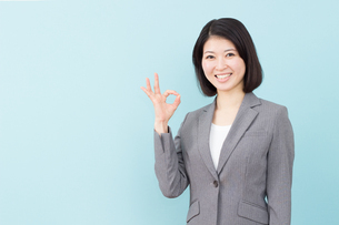 日本人ビジネスウーマンの写真素材 [FYI04651797]
