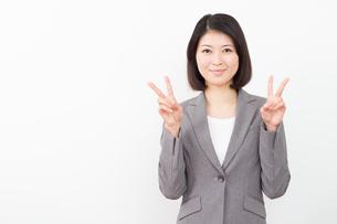 日本人ビジネスウーマンの写真素材 [FYI04651860]