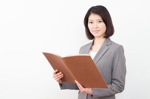 日本人ビジネスウーマンの写真素材 [FYI04651865]