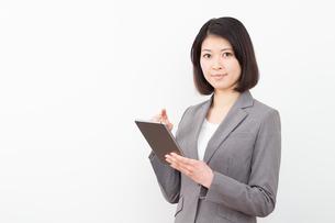 日本人ビジネスウーマンの写真素材 [FYI04651867]