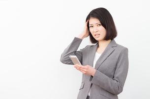 日本人ビジネスウーマンの写真素材 [FYI04651873]