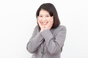 日本人ビジネスウーマンの写真素材 [FYI04651918]