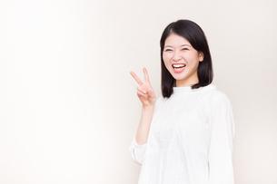 日本人女性の写真素材 [FYI04651944]