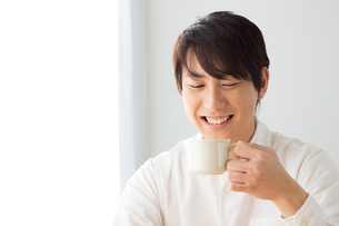日本人男性の写真素材 [FYI04652122]