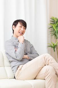 日本人男性の写真素材 [FYI04652303]