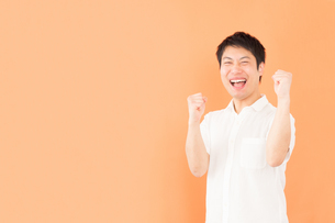 日本人男性の写真素材 [FYI04652516]