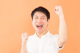日本人男性の写真素材 [FYI04652539]