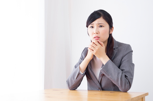 日本人ビジネスウーマンの写真素材 [FYI04652959]