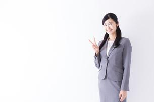 日本人ビジネスウーマンの写真素材 [FYI04652966]
