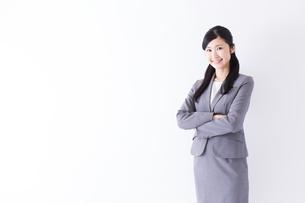 日本人ビジネスウーマンの写真素材 [FYI04652969]