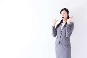 日本人ビジネスウーマンの写真素材 [FYI04652971]