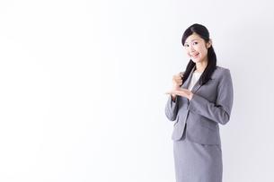 日本人ビジネスウーマンの写真素材 [FYI04652980]