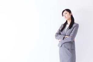 日本人ビジネスウーマンの写真素材 [FYI04652988]