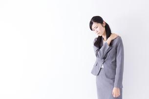 日本人ビジネスウーマンの写真素材 [FYI04652997]