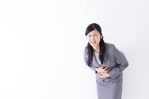 日本人ビジネスウーマンの写真素材 [FYI04653000]