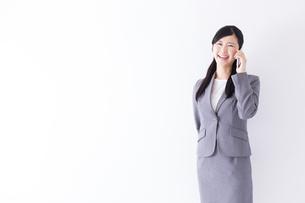 日本人ビジネスウーマンの写真素材 [FYI04653006]
