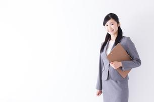 日本人ビジネスウーマンの写真素材 [FYI04653024]