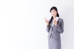 日本人ビジネスウーマンの写真素材 [FYI04653026]
