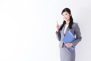 日本人ビジネスウーマンの写真素材 [FYI04653029]