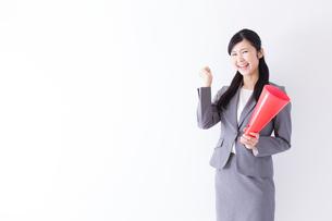 日本人ビジネスウーマンの写真素材 [FYI04653035]