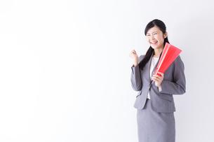 日本人ビジネスウーマンの写真素材 [FYI04653037]
