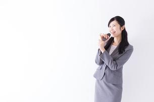日本人ビジネスウーマンの写真素材 [FYI04653045]