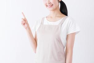 日本人女性の写真素材 [FYI04653175]