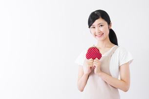 日本人女性の写真素材 [FYI04653228]
