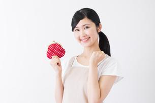 日本人女性の写真素材 [FYI04653229]