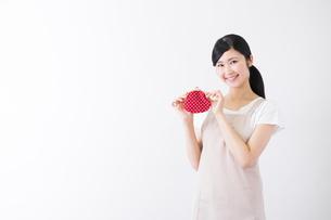 日本人女性の写真素材 [FYI04653230]