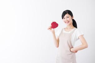 日本人女性の写真素材 [FYI04653232]