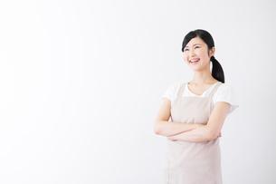 日本人女性の写真素材 [FYI04653250]