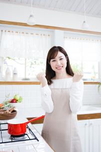 日本人女性の写真素材 [FYI04653353]