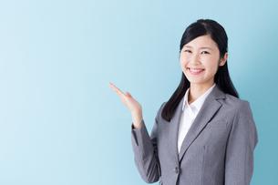 日本人ビジネスウーマンの写真素材 [FYI04653668]