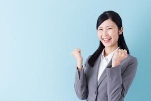 日本人ビジネスウーマンの写真素材 [FYI04653670]