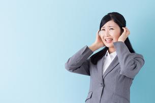 日本人ビジネスウーマンの写真素材 [FYI04653684]