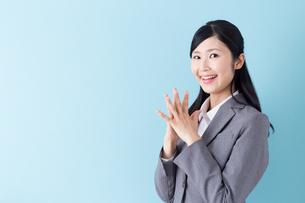 日本人ビジネスウーマンの写真素材 [FYI04653686]