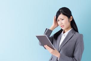 日本人ビジネスウーマンの写真素材 [FYI04653722]